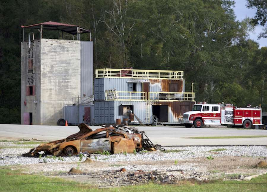 City eyes options for future fire training facilities