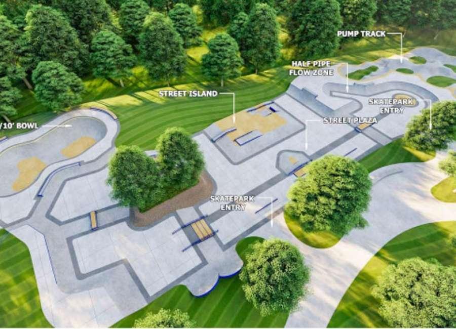 CJ Smith Park redevelopment project set to begin next week