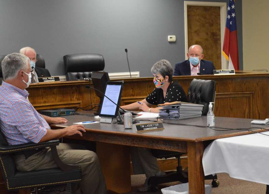 Commissioners concerned about Carroll quarry