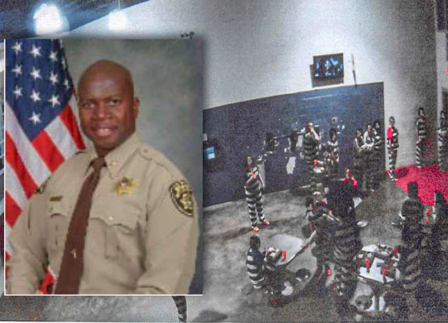 Corrections officer saves inmate's life