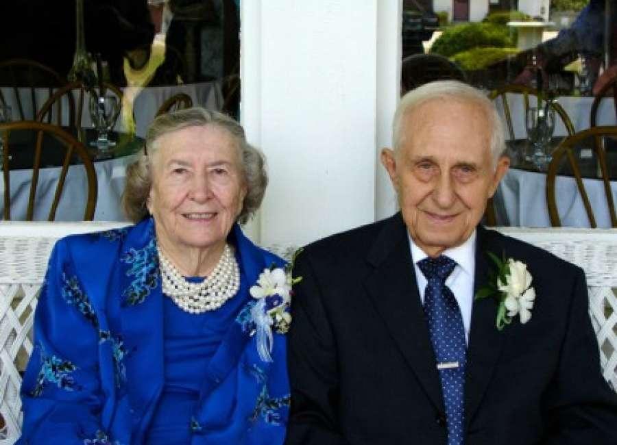 Couple celebrates 74th wedding anniversary