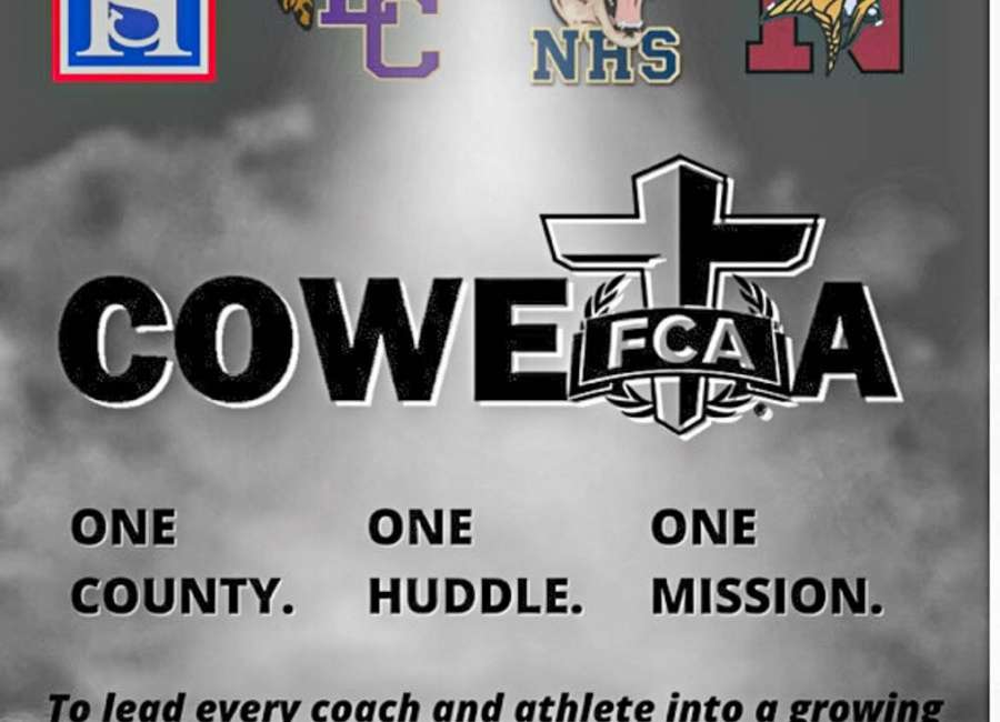 Coweta FCA changes format for fall 'huddles'