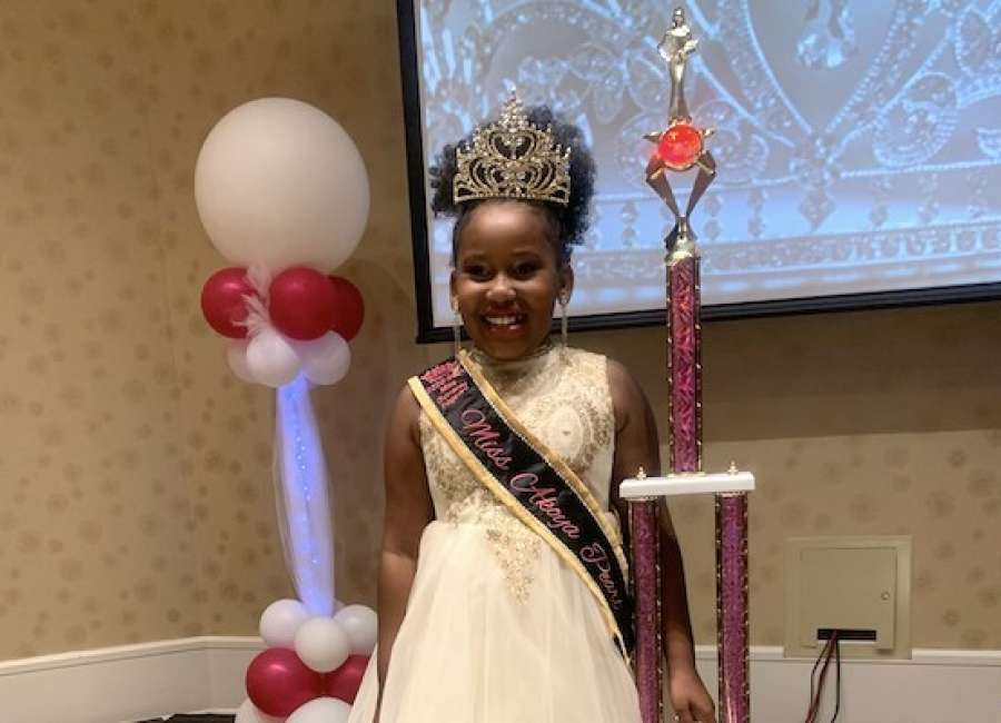 Day wins Little Miss Dynamic Pageant