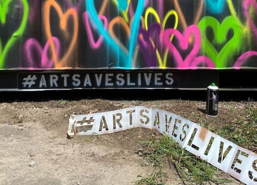 Delta Community selects Backstreet Community Arts for grant