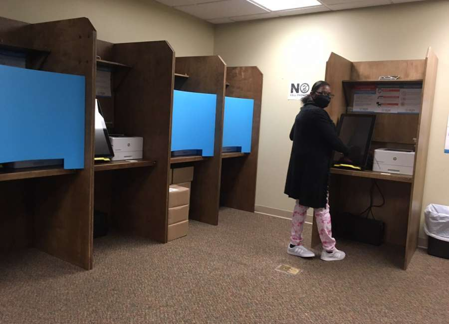 Early voting begins; new absentee forms appear