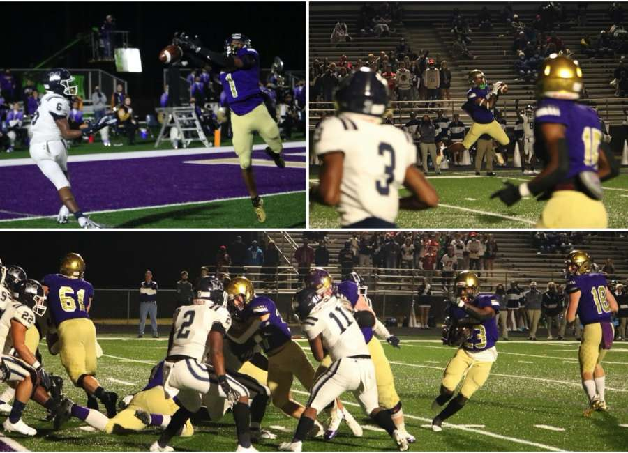 East Coweta Bowles over Marietta, headed to second round