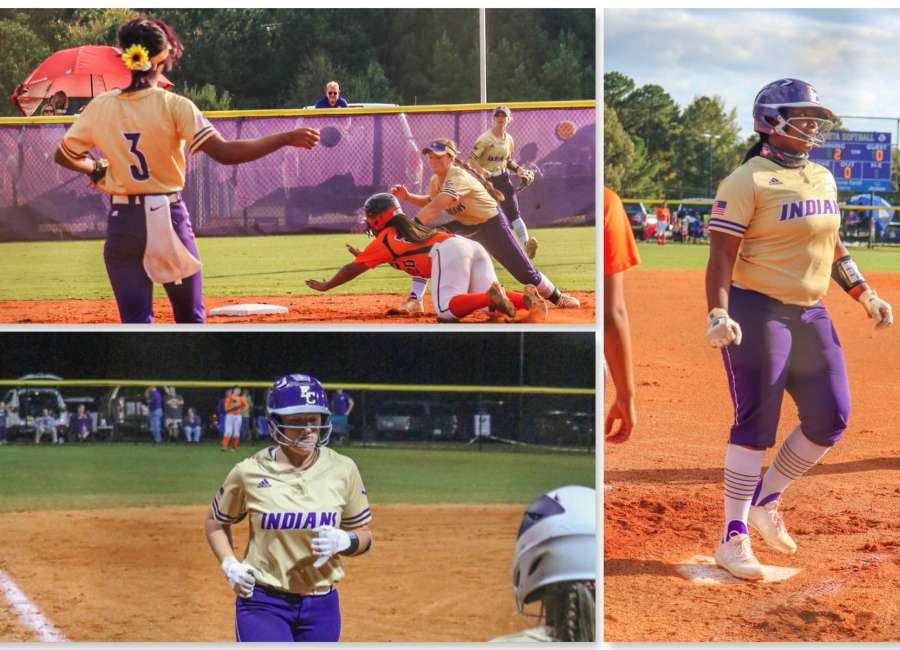 East Coweta cruises to the second round