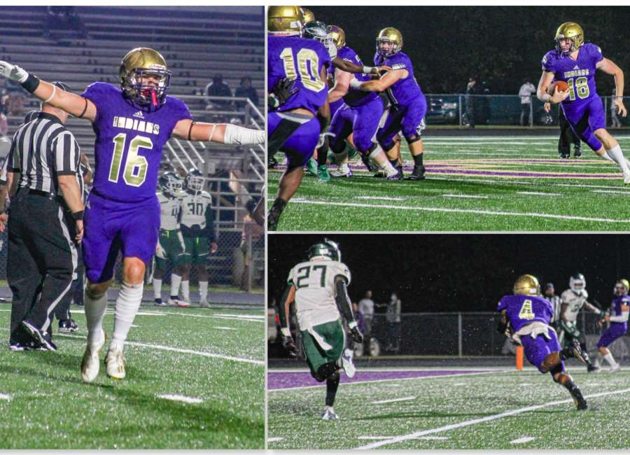 East Coweta makes a statement win over Collins Hill, 24-17