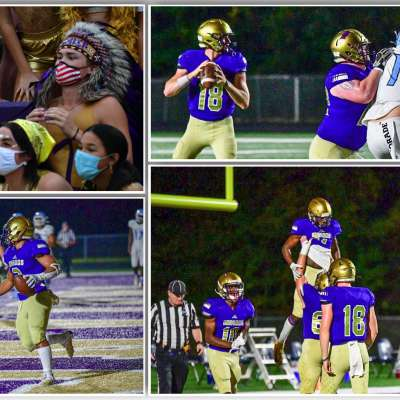 East Coweta rolls on Senior Night