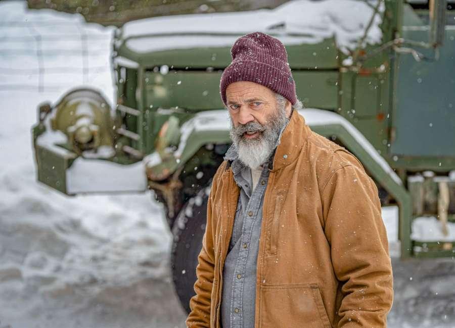 Fatman: Mel Gibson makes one tough Santa