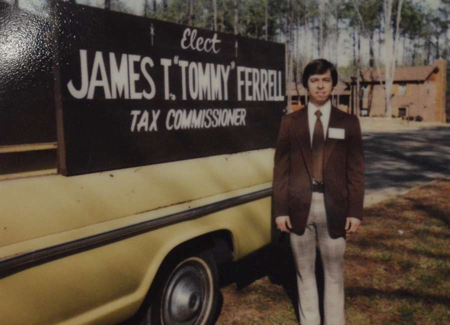 Ferrell has seen 41 years of change at tax commissioner's office
