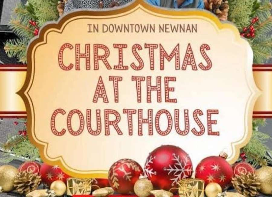 Free Christmas at the Courthouse variety show Friday