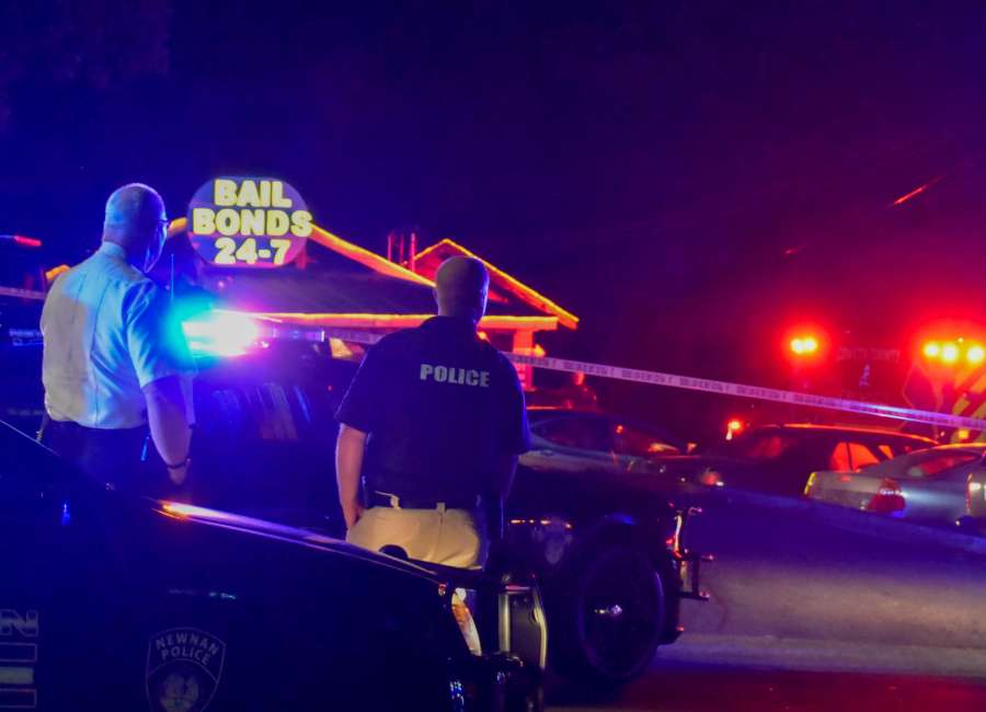 GBI investigating officer-involved shooting in Newnan