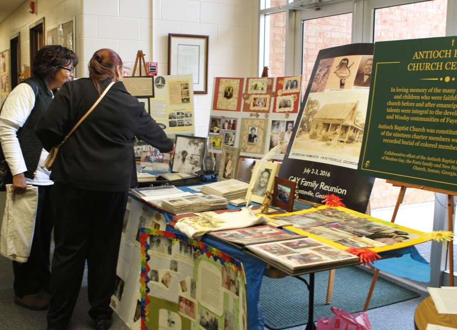 Genealogy event focuses on discovering African American ancestors
