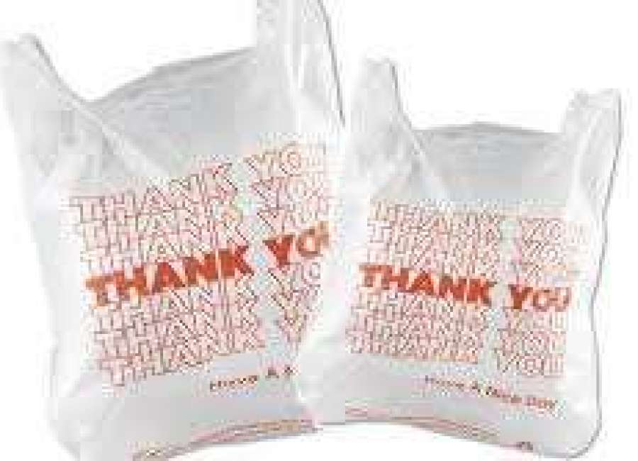 Georgia senator pitches plastic bag ban