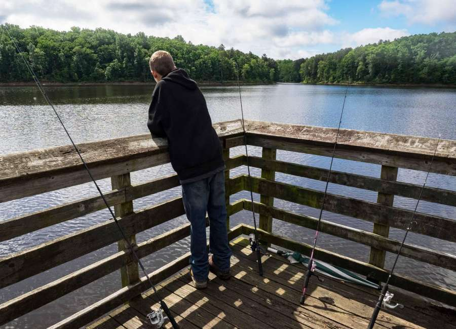 Going fishing safely during COVID-19