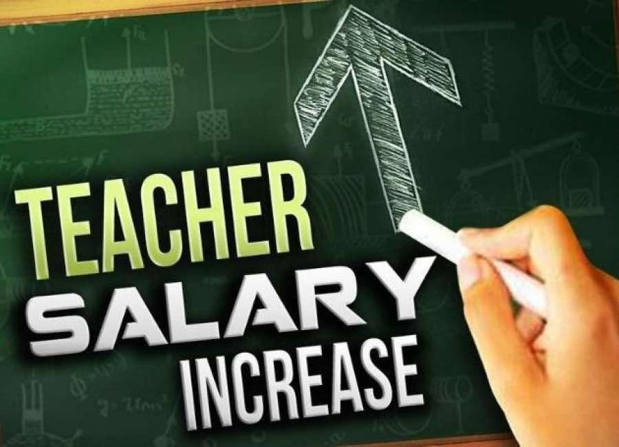 Gov. Kemp following through on teacher pay raise