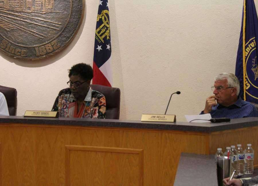 Grantville ad hoc budget committee stalls