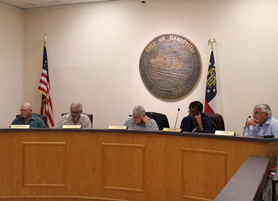 Grantville council meeting rescheduled to Jan. 23