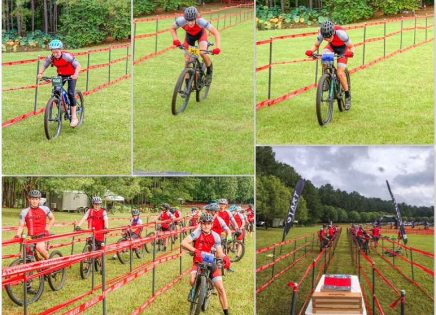 Grippers send three to the podium at Dauset