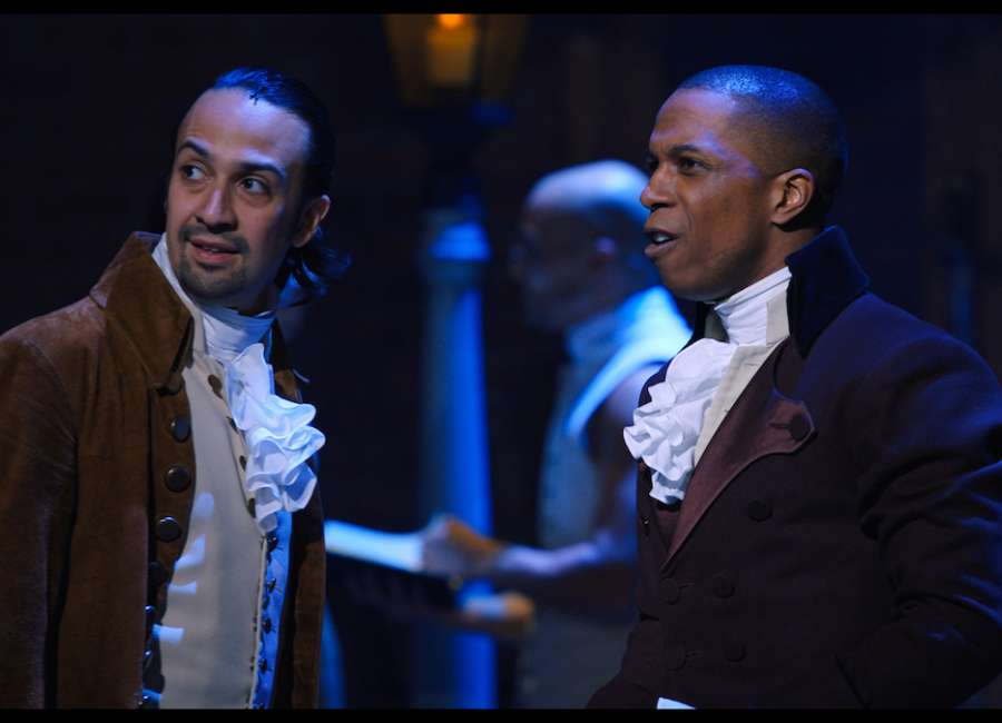 Hamilton (Disney+): A revolution led by song and love
