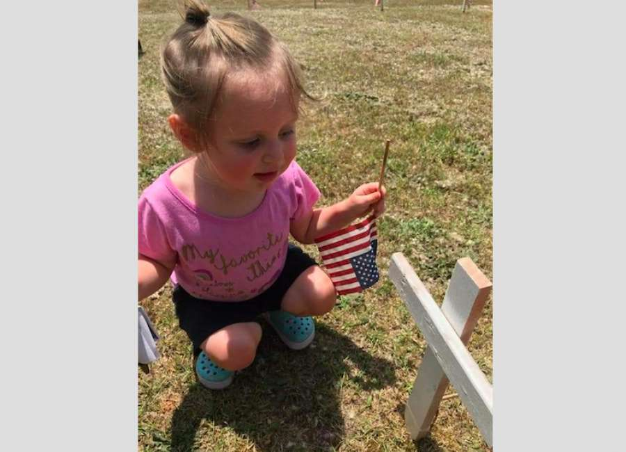 Heart of Memorial Day remembered by Senoia family