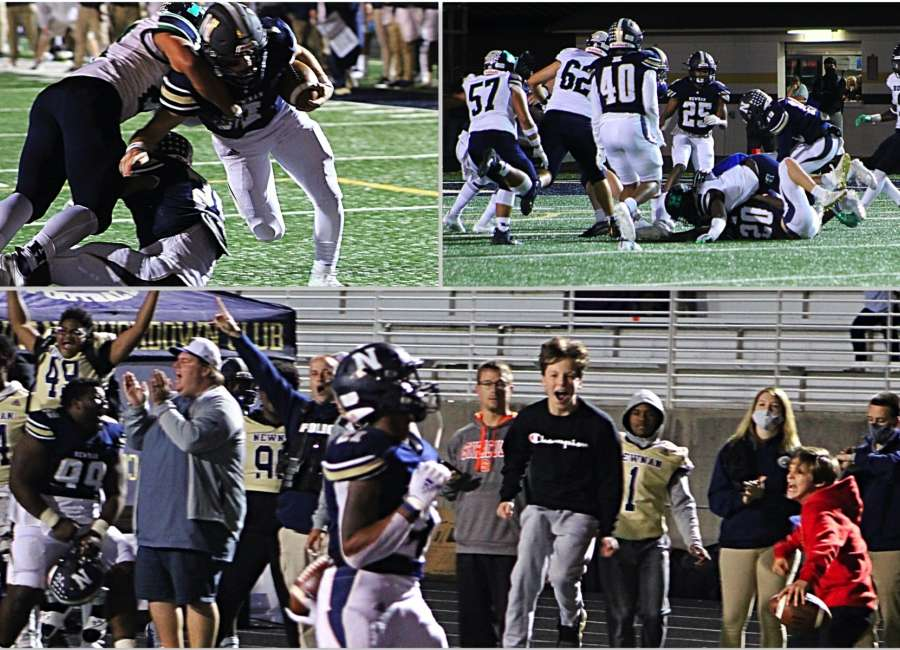 Heartbreak for the Newnan Cougars