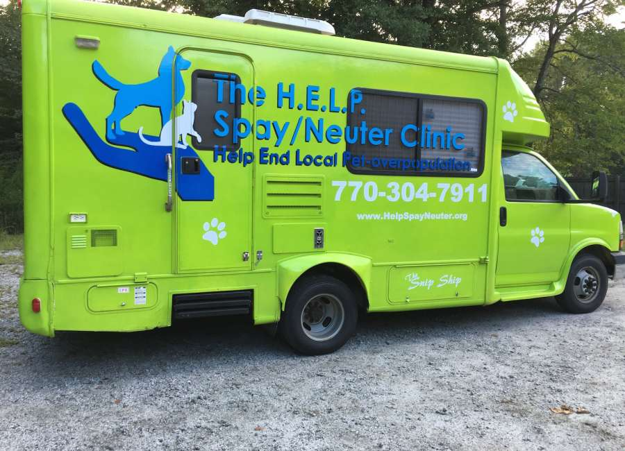 HELP Clinic raising funds for new transport vehicle