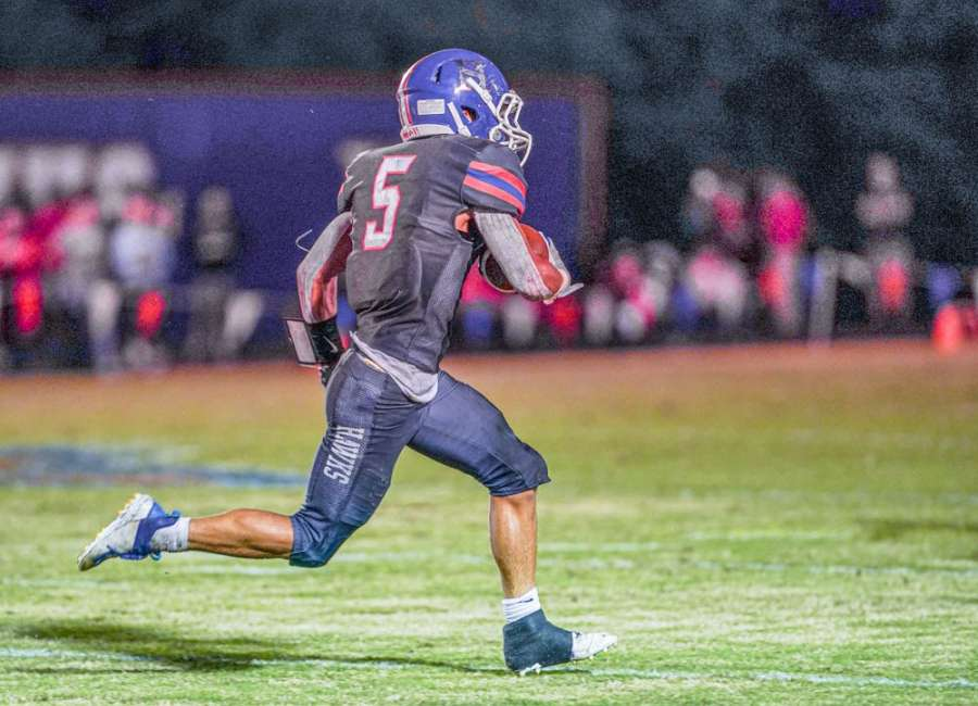 Heritage falls to Whitefield Academy at home