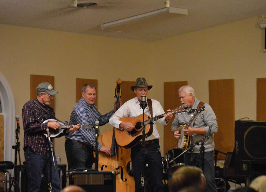 Hollonville Opry has new home –in Turin