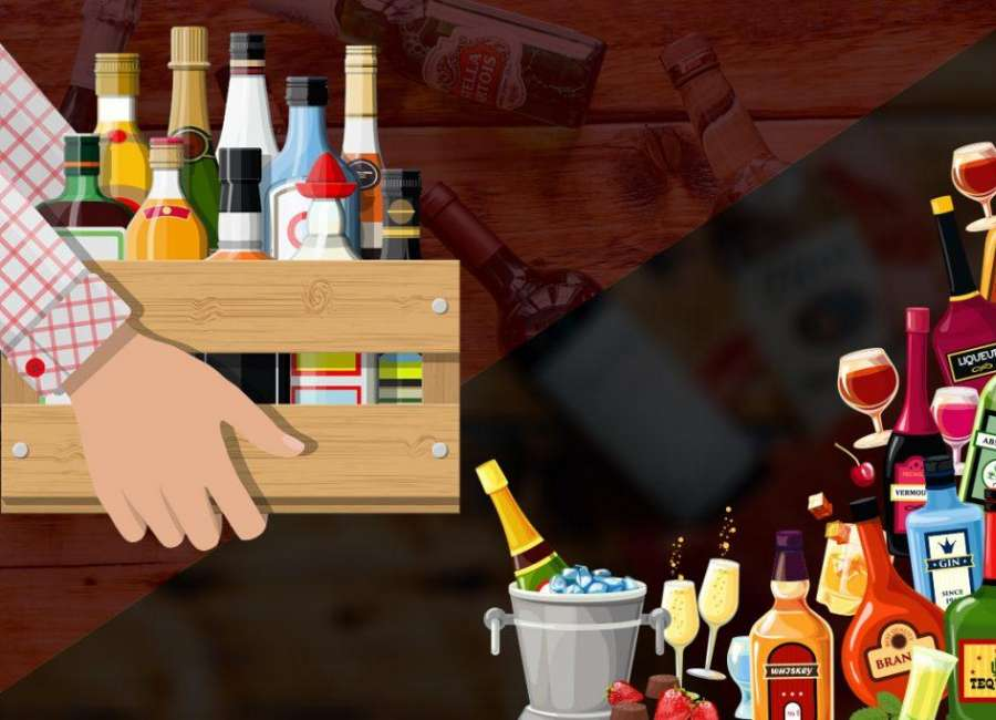 Home alcohol delivery may come to Grantville