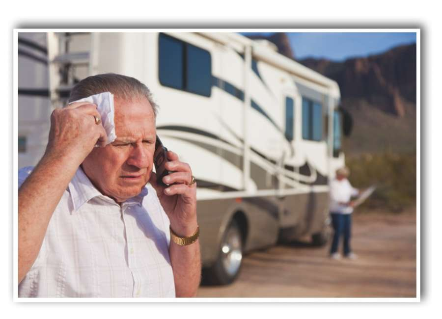 Hot weather potentially dangerous for older adults
