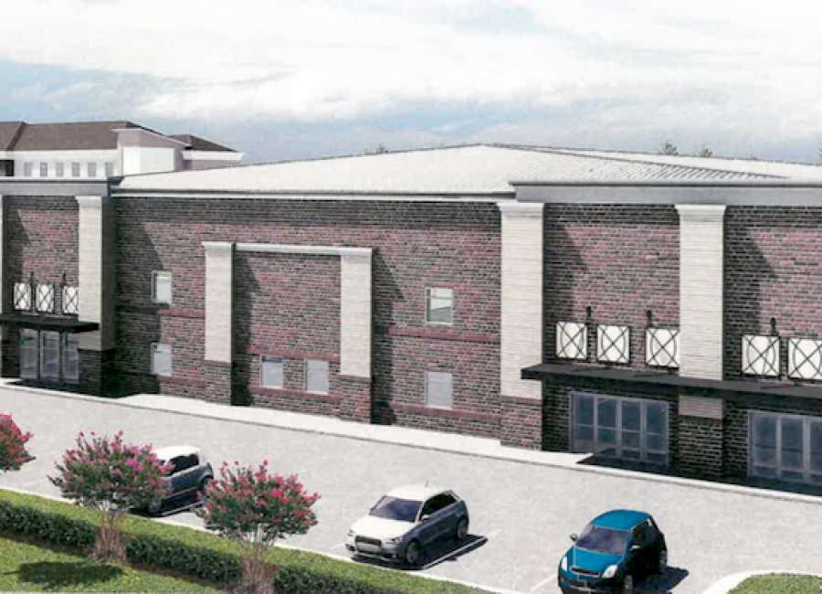 Indoor self-storage proposed for Diplomat Parkway