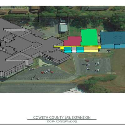 Jail expansion plan presented