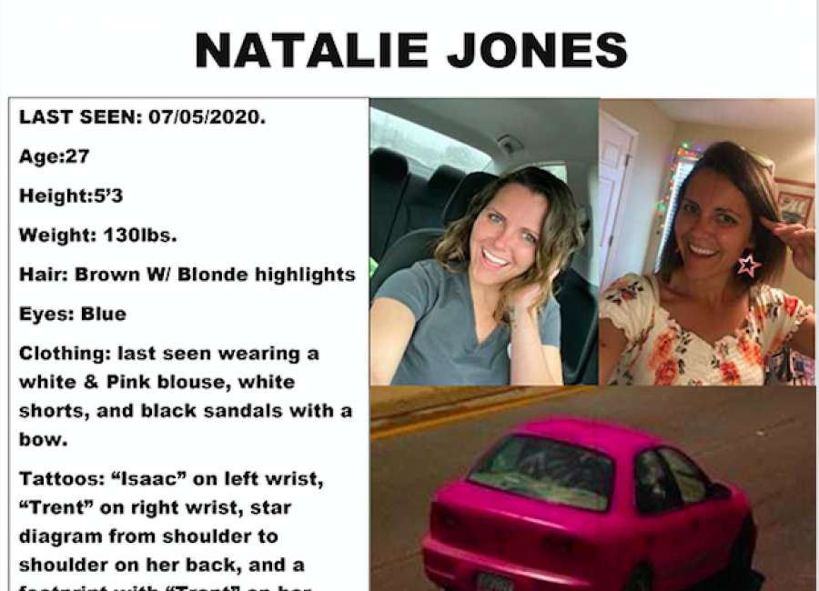 Jones still missing after two months