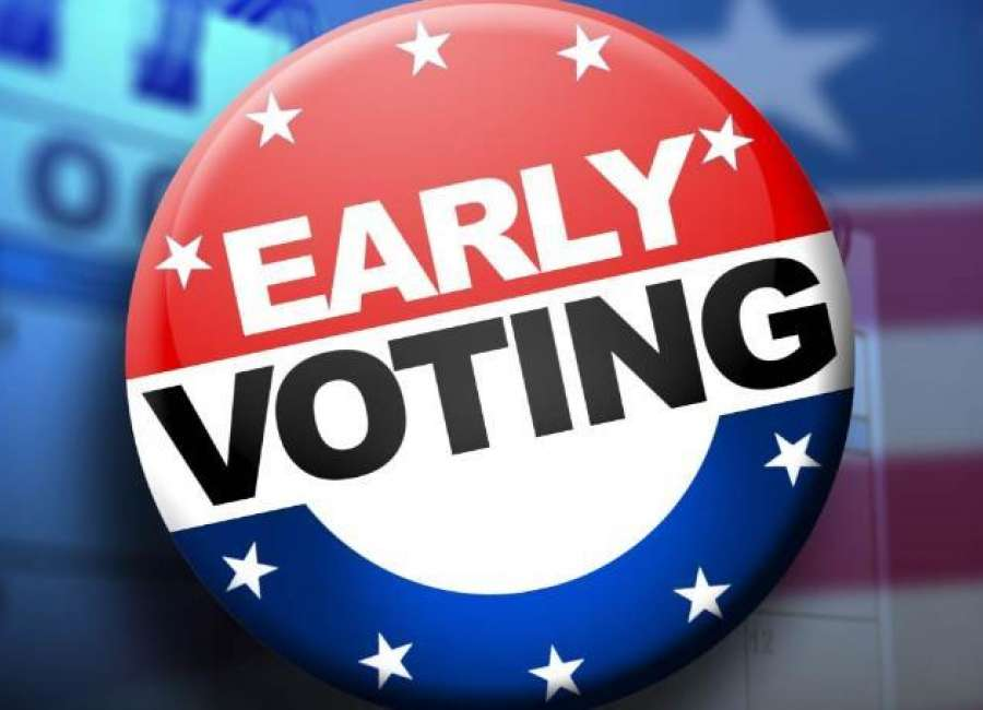 June 9 primary draws 1 million mail-in, early votes