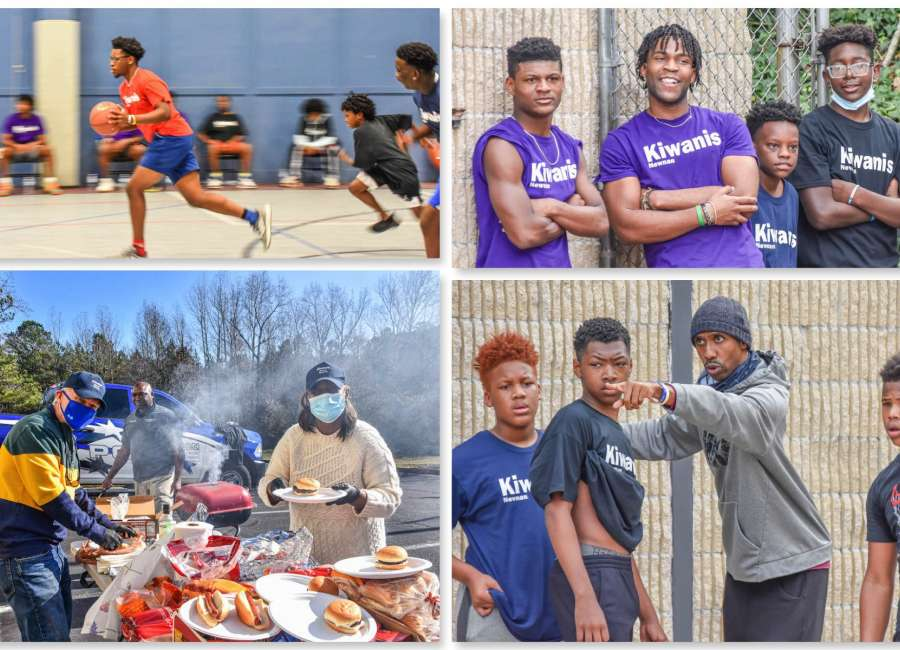 Kiwanis concludes 'Connecting the Community' basketball tournament