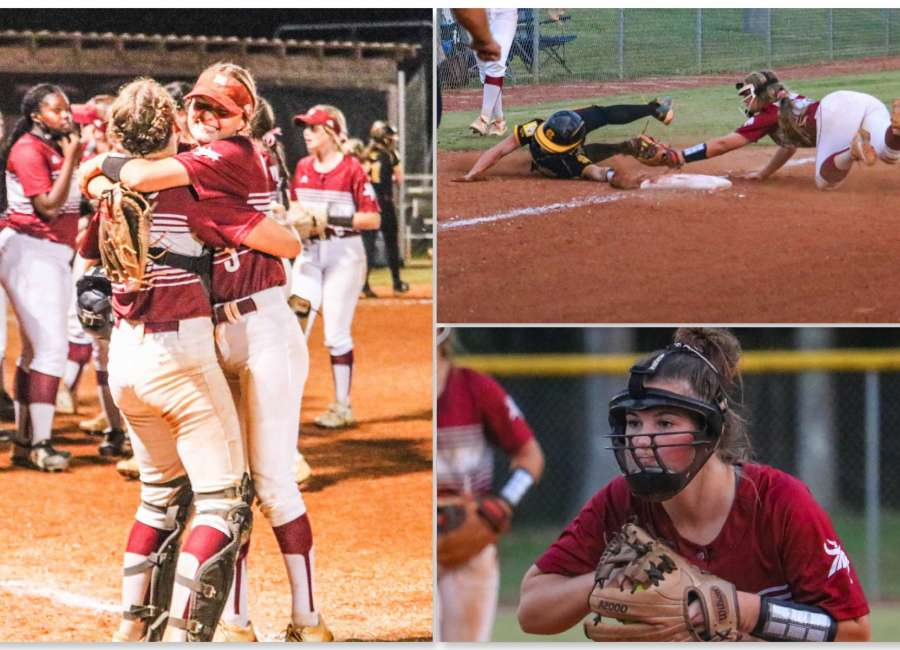 Lady Vikings sweep Harris County to advance to state playoffs