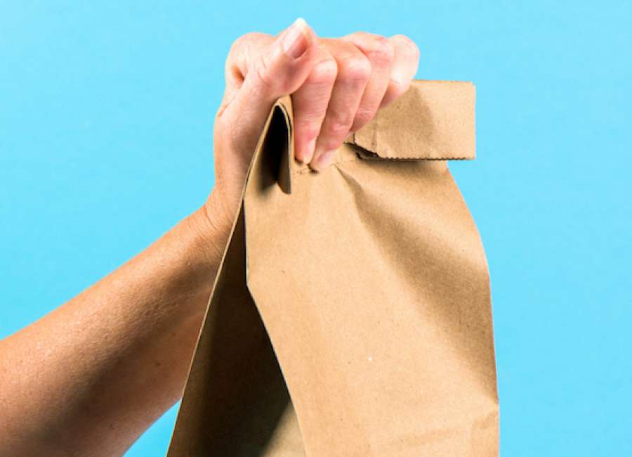 Last school meal service pickup is today