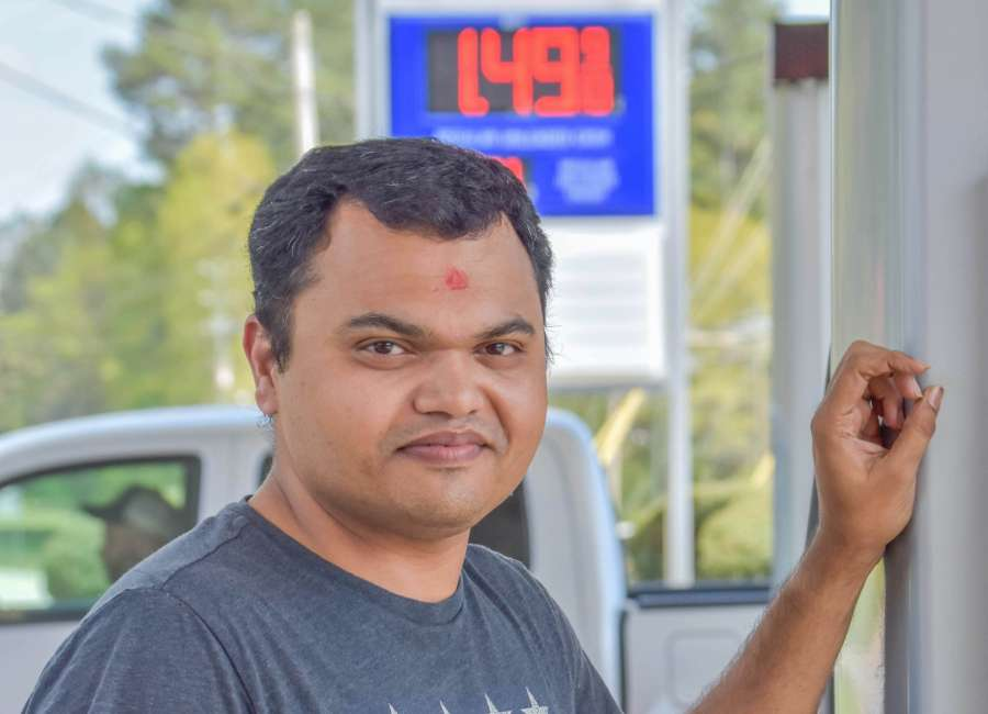 Local store lowers gas to $1.49