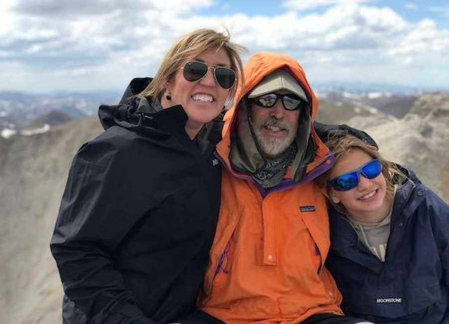 Local family climbs 14,229-foot Mount Shavano