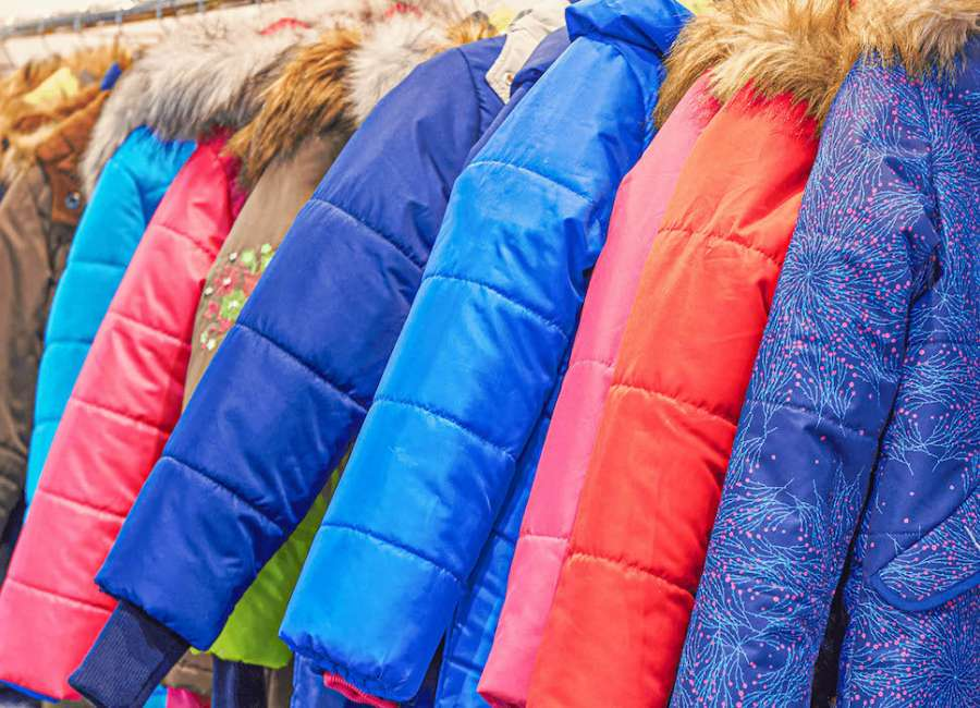 Local partnership to provide coats for community
