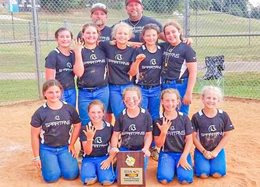 Local softball team wins GSA World Series