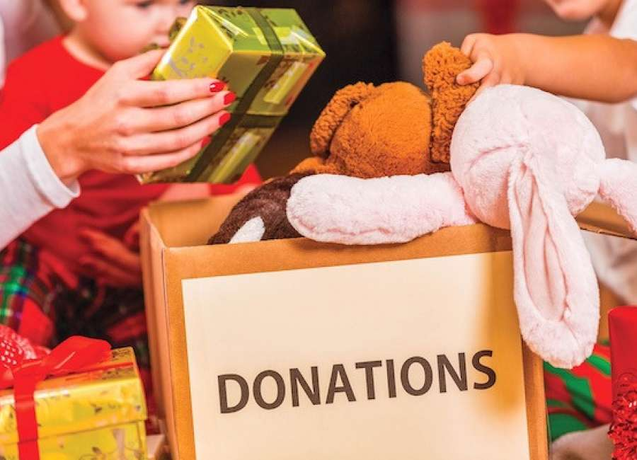 Local woman planning toy drive at Eastgate