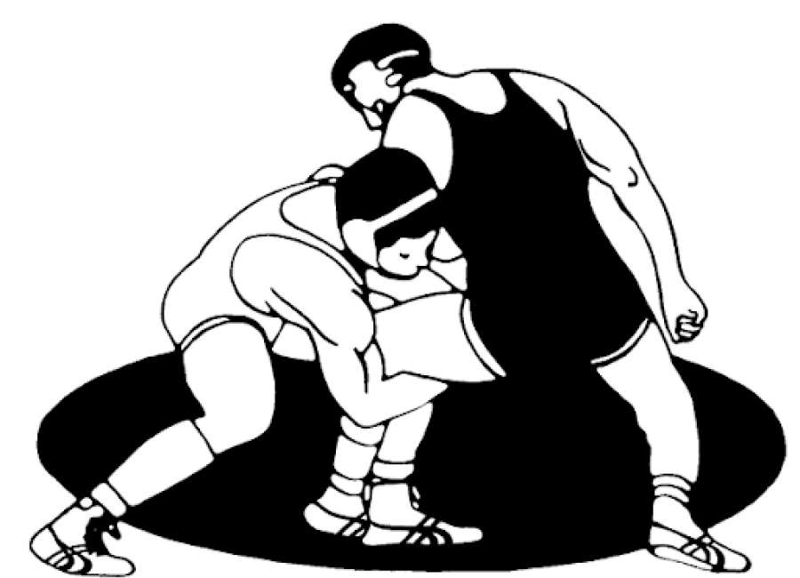Local wrestlers compete at first day of sectionals