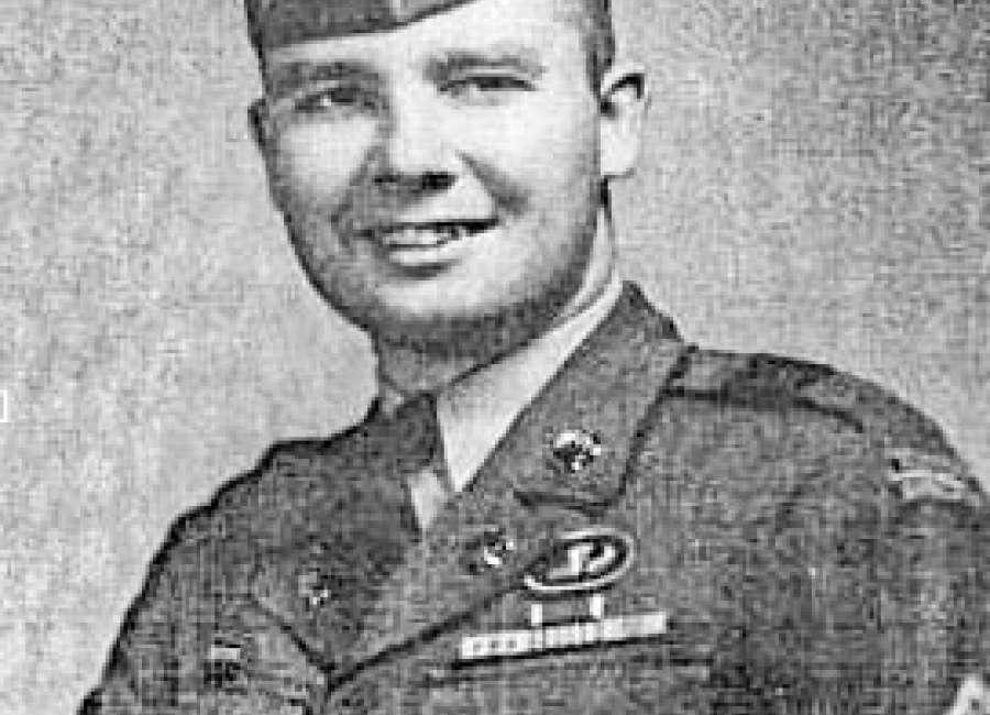 Major Harold L. Barber
