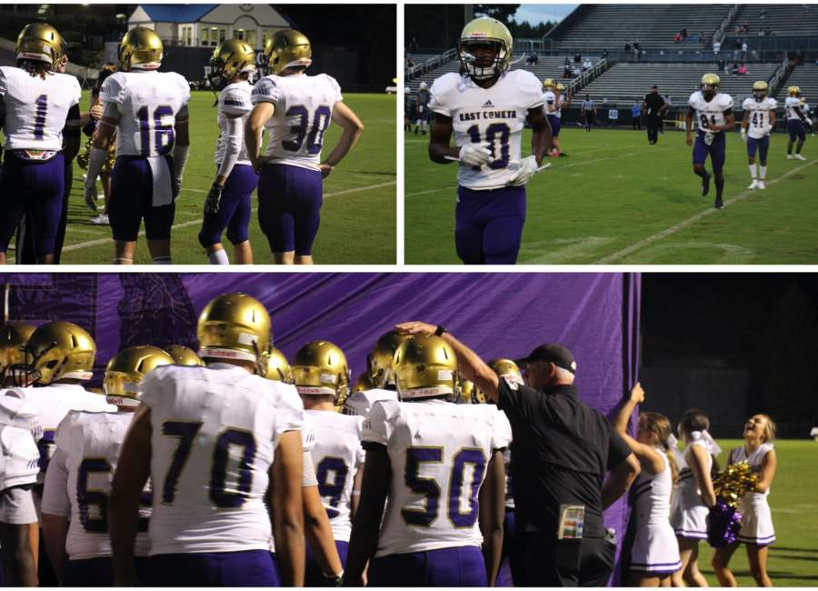 Mistakes costly in East Coweta's loss to Norcross