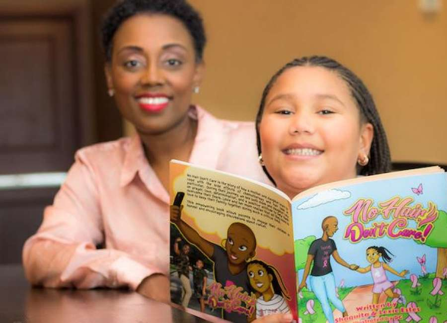 Mother-daughter duo releases book on breast cancer