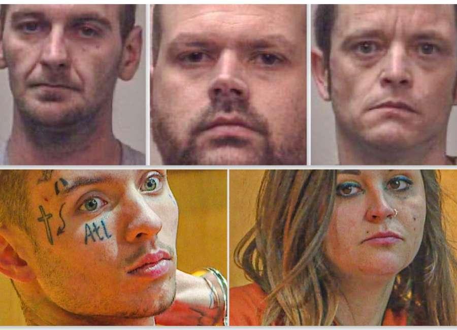 GOT 'EM: Murder, home invasion suspects in custody