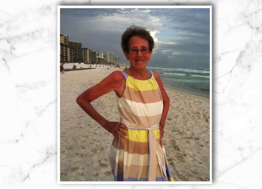 Nancy Carolyn Hayes Smith